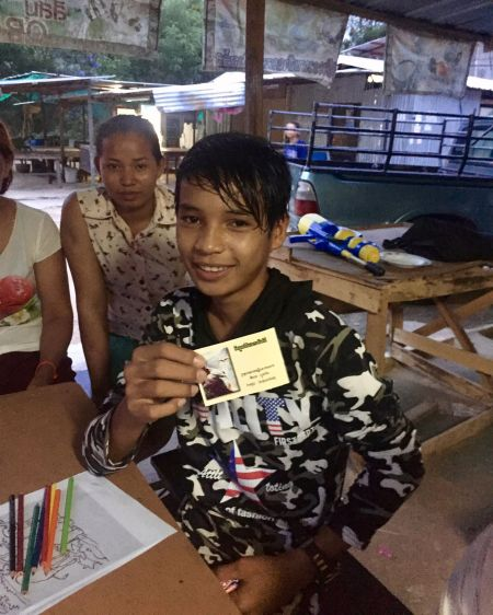 Amidst Economic Plunge, Thai Christians Distributing Aid and Scripture through World Missionary Press