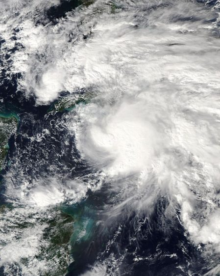 Tropical Storm Eta Leaves Behind Massive Flooding in Caribbean