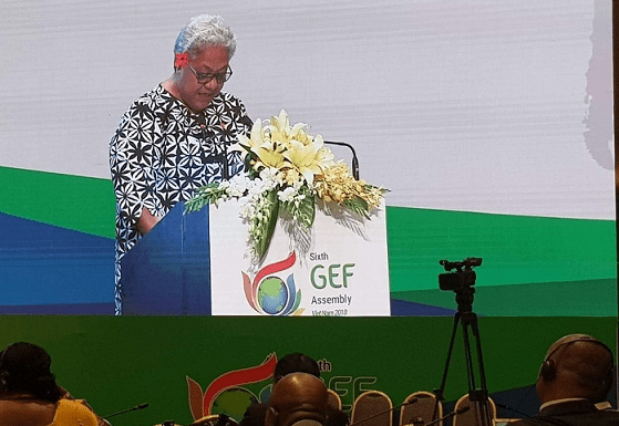 Samoa attends 6th GEF Assembly and related meetings in Vietnam.