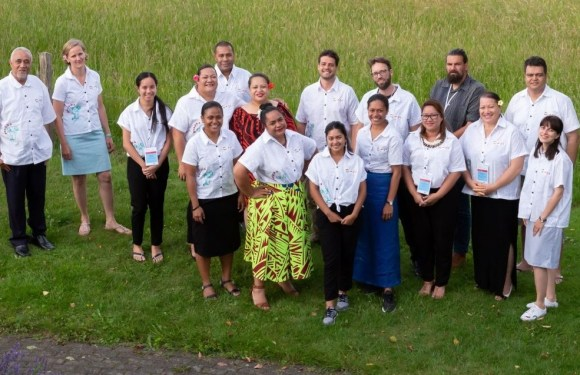 Regional Scenario Workshop on Human Mobility and Climate Change in the Pacific