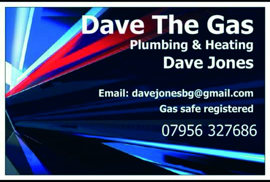 Dave The Gas