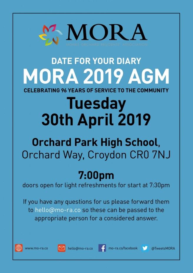 MORA AGM 2019