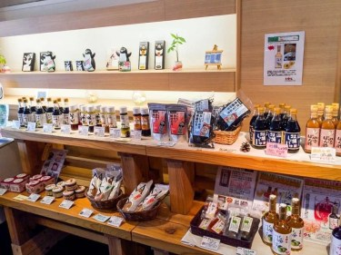 日本三景松島の「たいかん亭」で、モアイグッズの販売が開始っチョ!