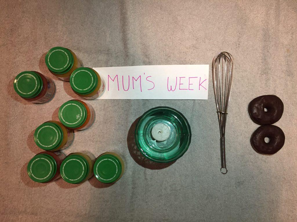 Bannière - Mum's week #5