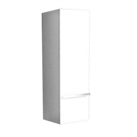 colonne salle de bain suspendue 120 cm poly