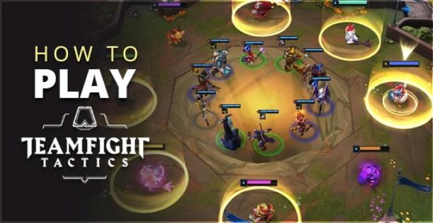 Resultado de imagen para team fight tactics