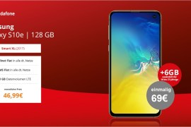 Smart XL inkl. Samsung Galaxy S10e