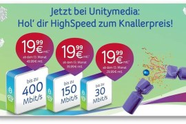 Highspeed zum Knallerpreis