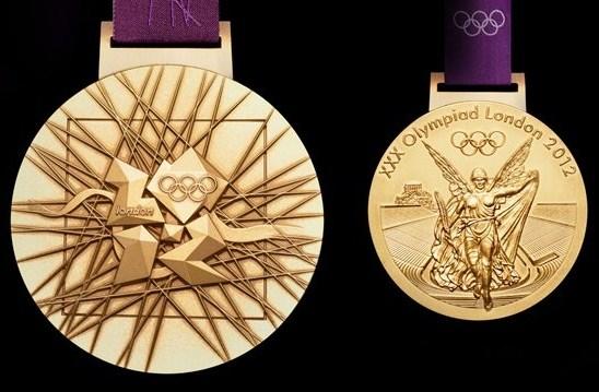 london olympics medal