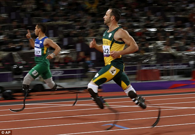paralympic technology