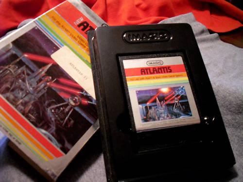 Atlantis 2600 Cartridge