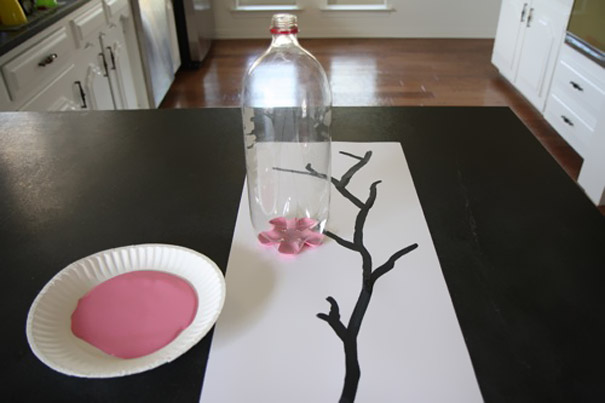tips memanfaatkan botol plastik bekas diy 6