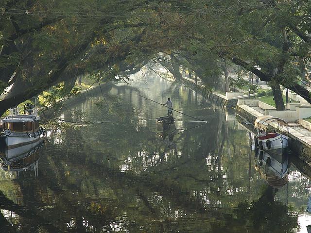 kanal alappuzha india