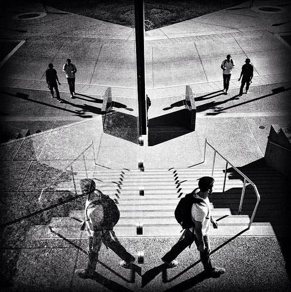 foto instagram terbaik hitam putih koci
