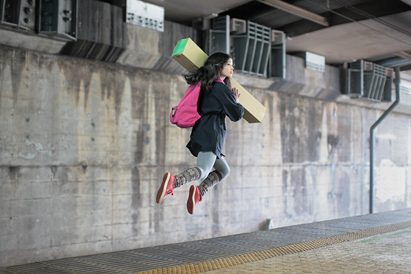 foto levitasi natsumi hayashi 7