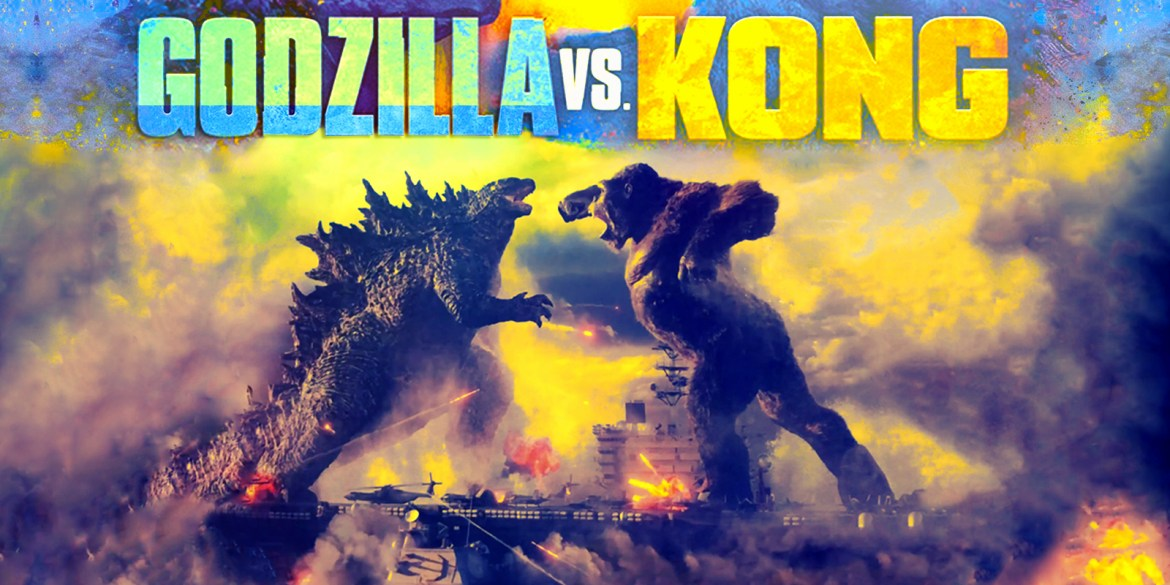 Godzilla vs Kong (2021) – Amazing of Mobi Racer
