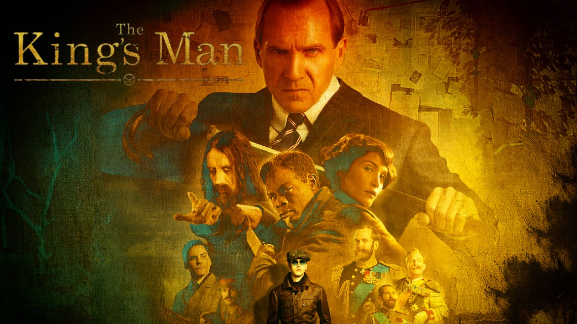 The King's Man (2021) – Amazing of Mobi Racer