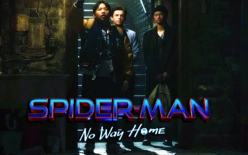 Spider Man No Way Home 2021