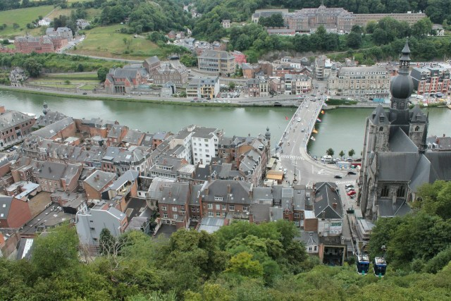 Amazing Facts About Dinant (Belgium)