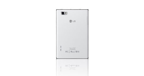 LG Optimus VU P895 Back View