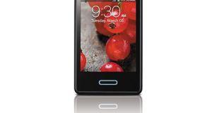 LG Optimus L3II Single E425
