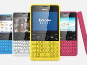 Nokia Asha 210 Overall View