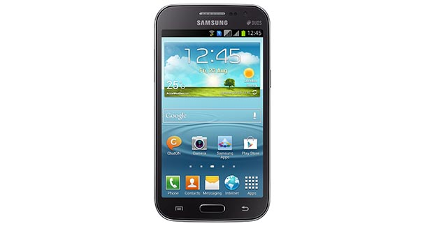 Samsung Galaxy Grand Quattro Front View