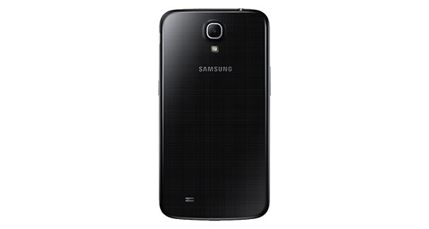 Samsung Galaxy Mega 6.3 Back View