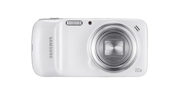 Samsung Galaxy S4 Zoom Back View