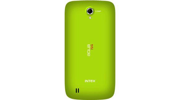 Intex Aqua N4