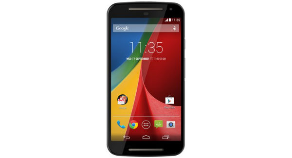 Motorola launches Moto G (2nd GEN) 4G in India for Rs. 8999