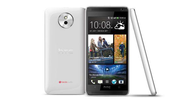 HTC Desire 600c Dual Sim Overall View