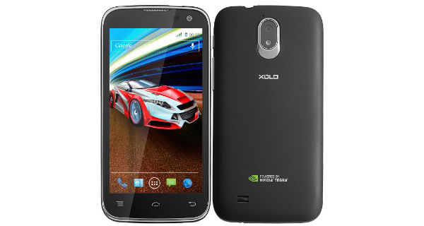 XOLO Play Front and Back View