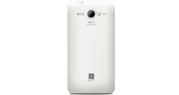 Iball Andi 5K Sparkle Back View