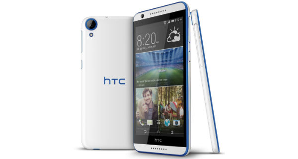 HTC Desire 820 Overall View