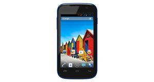 Micromax A63 Canvas Fun Front View