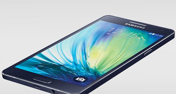 Samsung-Galaxy-A5-Font