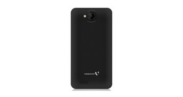 Videocon A55 qHD Back View