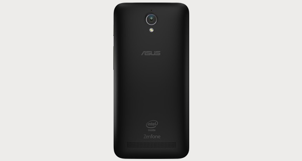 Asus Zenfone C Back View
