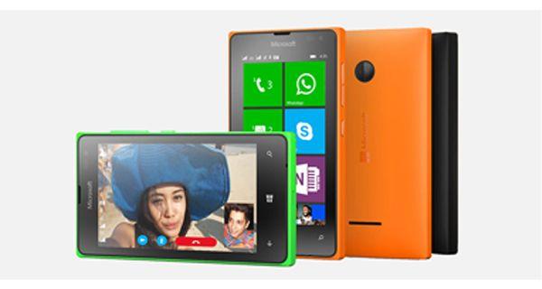 Microsoft Lumia 435 Overall View