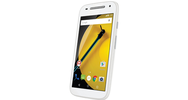 Motorola Moto E second generation Front View