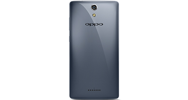 OPPO Mirror 3 Back View