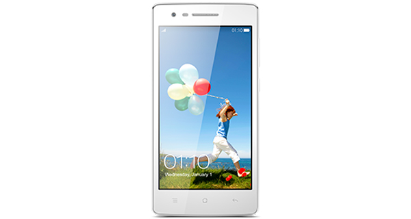 OPPO Mirror 3 Front View