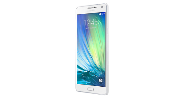 Samsung Galaxy A7 Right Side View