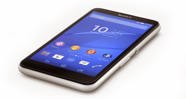 Sony Xperia E4 Dual SIM, 5 inch Display is Now Available for Sale in India for Rs. 12,190