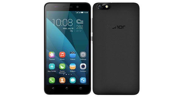 Huawei Honor 4X Overall Black