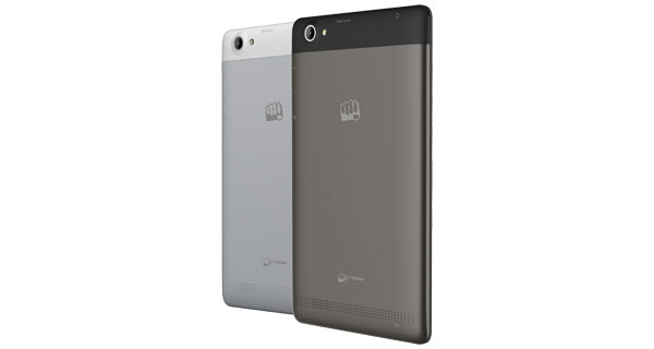 Micromax Canvas Tab P470 Back