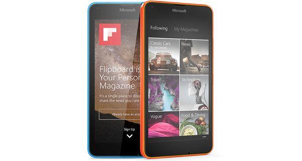 Microsoft Lumia 640 Dual Left SIde View
