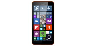 Microsoft Lumia 640 XL Dual Front View