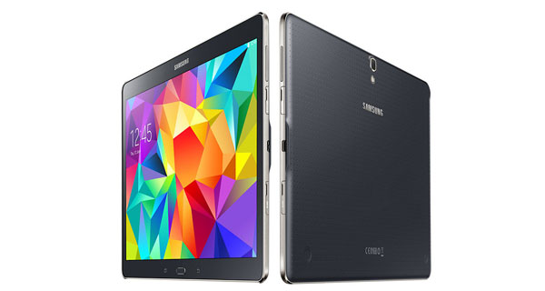 Samsung Galaxy Tab S 10.5 Overall View